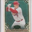 Matt Holliday Green Parallel 2013 Topps Triple Threads #71 Cardinals 213/250