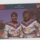 Michael Waltrip Racing Trading Card 1994 Pro Set Finish Line #143 *BOB