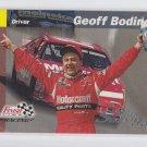 Geoff Bodine Silver Parallel 1993 Pro Set Finish Line #69 *BOB