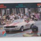 Mario Andretti Racing Trading Card 1992 Collect-A-Card #69 *BOB