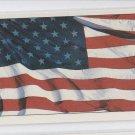 American Flag Sticker Trading Card Single 1991 Topps Desert Storm #22 *BOB