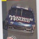 Michael Waltrip Racing Trading Card 1993 Pro Set Finish Line #165 *BOB