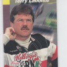 Terry Labonte Racing Trading Card 1993 Pro Set Finish Line #39 *BOB