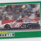 Mark Martin Racing Trading Card 1993 Maxx #85 *BOB Chipping
