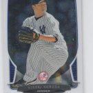 HIroki Kuroda Baseball Trading Card 2013 Bowman Chrome #197 Yankees