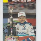 Mark Martin Racing Trading Card 1994 Pro Set Finish Line #133 *BOB
