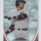 Robinson Cano Baseball Trading Card 2013 Bowman Platinum #78 Yankees