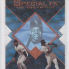 Frank Thomas Special-FX Die Cut 1997 SP Authentic #2 White Sox