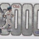 Carl Yastrzemski 3000 Hits Die Cut Insert 2000 Fleer Red Sox