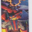 Terrax Gold Foil Signatuure Series 1994 Marvel Masterpieces #121 *ED