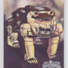 Bear Ninja Zord Limited Edition Trading Card 1995 Fleer Ultra Powe Rangers 2 *ED