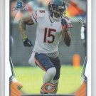 Brandon Marshall Refractors Parallel 2014 Bowman Chrome #82 Bears