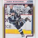 James Wisniewski Gold Rush 2012-13 Score #152  Blue Jackets