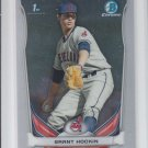 Grant Hockin 1st Prospect Trading Card 2014 Bowman Chrome Draft CDP58 Indians
