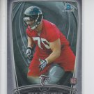 Jake Matthews  RC Trading Card Single 2014 Bowman Chrome 127 Falcons