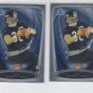 Jordan Lynch RC Football Trading Card Lot of (2) 2014 Bowman Chrome #218 Bears