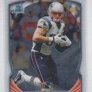 Rob Gronkowski Football Trading Card 2014 Bowman Chrome #68 Patriots