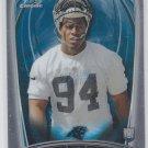 Kony Ealy RC Trading Card Single 2014 Bowman Chrome 196 Panthers