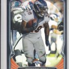 Montee Ball Black Refractors 2014 Bowman Chrome #60 Broncos 175/299