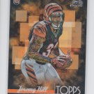 Jeremy Hill Topps Shelf Refractor RC 2014 Bowman Chrome #TSR-JH Bengals