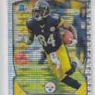 Antonio Brown Pulsar Refractors 2014 Bowman Chrome #102 Steelers 249/271