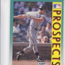 Ted Wood RC Baseball Trading Card 1992 Fleer #678 Giants