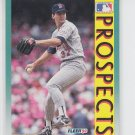 Paul Abbott RC Baseball Trading Card 1992 Fleer #667 Twins