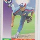 Doug Piatt Baseball Trading Card 1992 Score #422 Expos