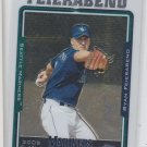 Ryan Feierabend RC Baseball Trading Card 2006 Topps Chrome Update#UH153 Mariners