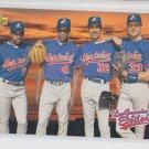 Grissom/DeShields/Martinez/Walker1993 Upper Deck #481 Expos