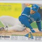 Alex Gonzalez Baseball Trading Card 1993 Upper Deck #456 Blue Jays