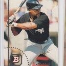 Joe Hall RC Baseball Trading Card Single 1994 Bowman #681 White Sox