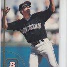 Walt Weiss Baseball Trading Card Single 1994 Bowman #582 Rockies