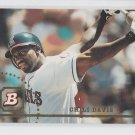 Chili Davis Baseball Trading Card Single 1994 Bowman #481 Angels