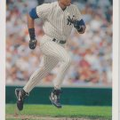 Gerald Williams Baseball Trading Card Single 1992 Upper Deck #360 Yankees