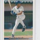 Bernie Williams Baseball Trading Card Single 1992 Upper Deck #332 Yankees