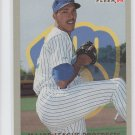 Tyrone Hill Baseball Trading Card Single 1994 Fleer Prospects #13 Brewers