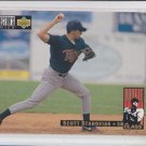 Scott Stahoviak RC Trading Card 1993 Upper Deck Collector's Choice #18 Twins
