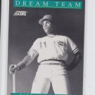 Barry Larkin Dream Team  Baseball Trading Card 1991 Score #888 Reds