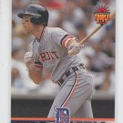 Alan Trammell  Baseball Trading Card 1994 Triple Play #248 Tigers