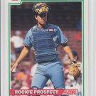 Brent Mayne RC Baseball Trading Card 1991 Score #765 Royals