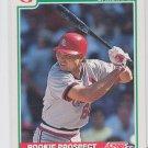 Geronimo Pena RC Baseball Trading Card 1991 Score #717 Cardinals