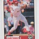 Ivan Rodriguez Baseball Trading Card 1999 Upper Deck Choice #149 Rangers