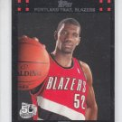 Greg Oden RC Trading Card 2007-08 Topps #111