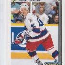 Evgeny Daydov Star Rookie 1992-93 Upper Deck #420 Jets