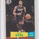Dwayne Wade 50th Anniversary Insert 2007-08 Topps #3 Heat