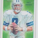 Troy Aikman Football Trading Card 2009 Topps National Chicle #C48 Cowboys