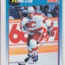 Ronnie Stern Hockey Trading Card 1991-92 Score Canadien Bilingual #408 Flames NM