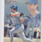 Raul Mondesi  Baseball Trading Card 1993 Fleer Flair #292 Blue Jays