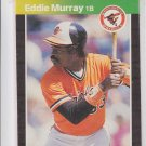 Eddie Murray Baseball Trading Card Single 1989 Donruss #96 Orioles